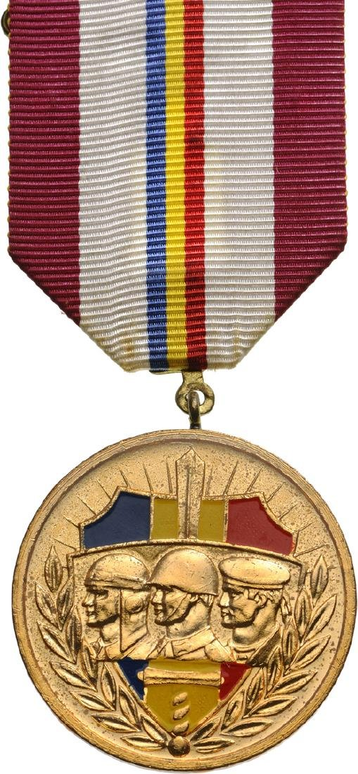 MEDAL OF THE 30th ANNIVERSARY OF THE FORMATION OF THE
