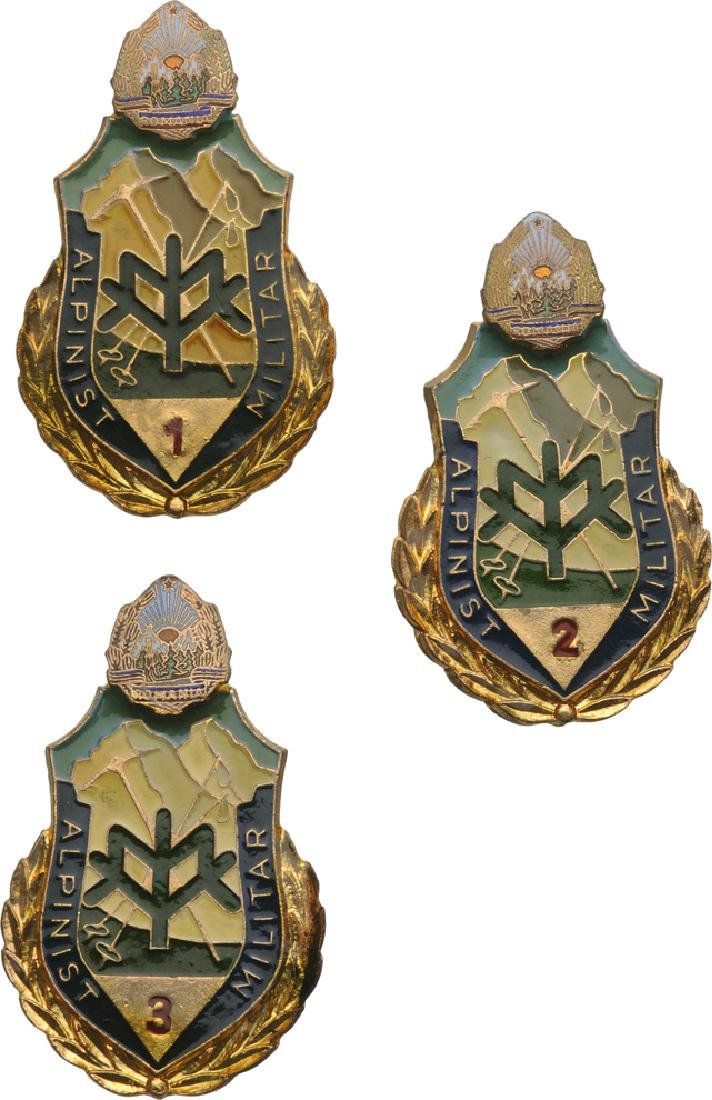 RPR - BADGE FOR MOUNTAIN TROOPER