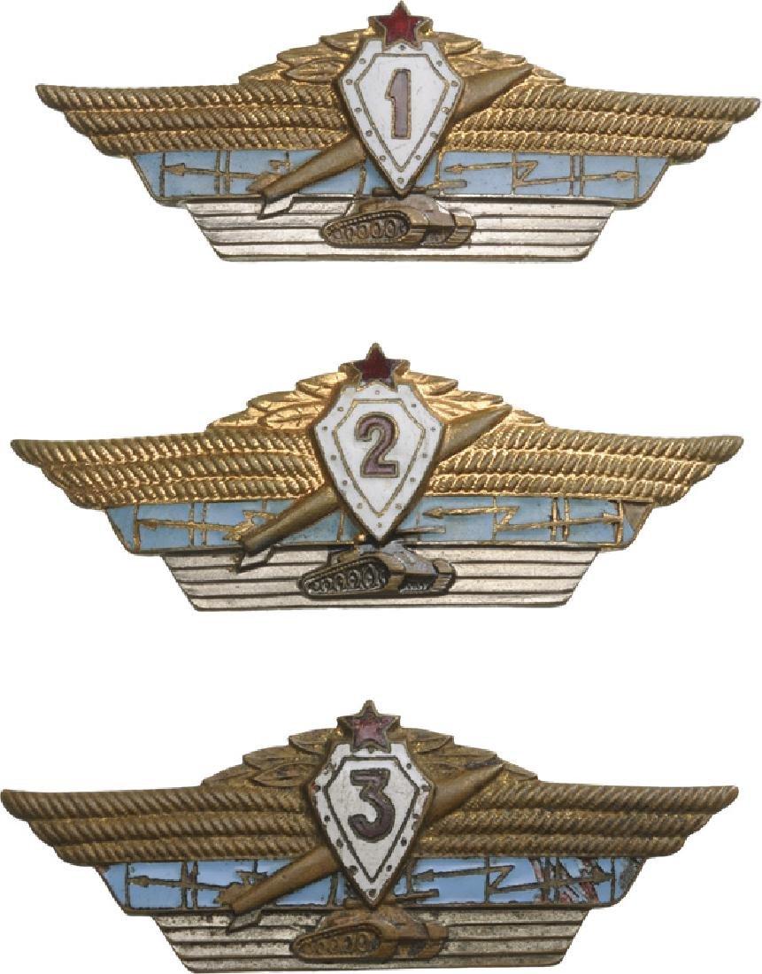 Badge of Specialist in in Raquets Launcher