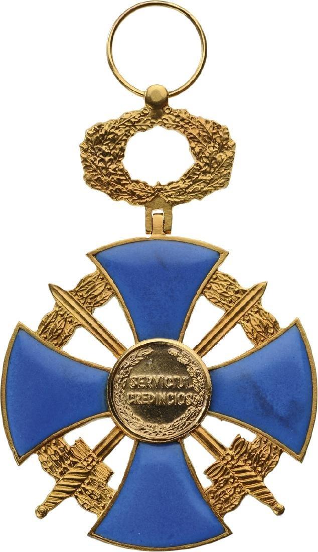 ORDER OF THE FAITHFULL SERVICE, 1935 - 3