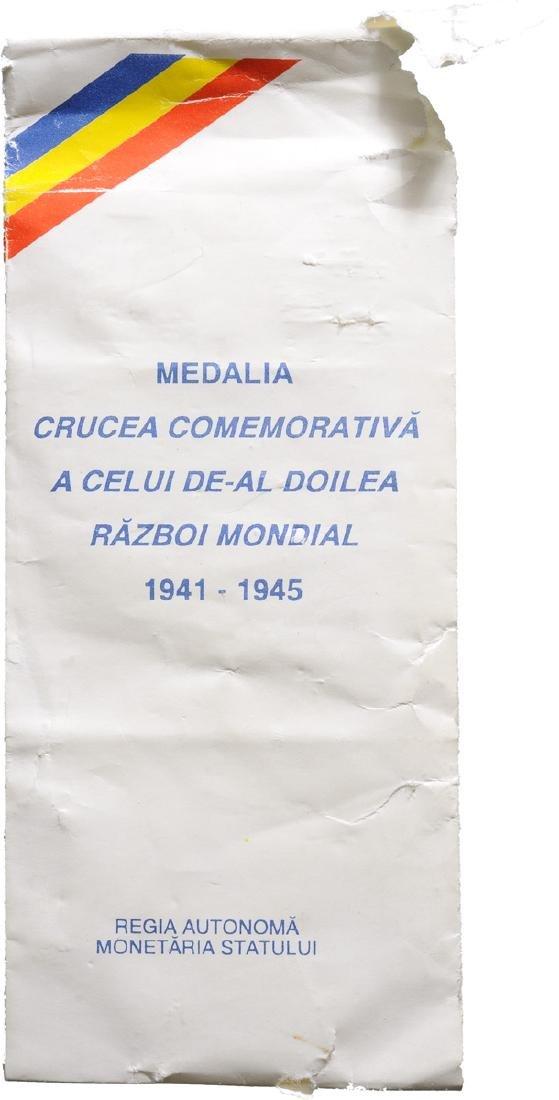 Republic - Commemorative Cross of WWII - 3