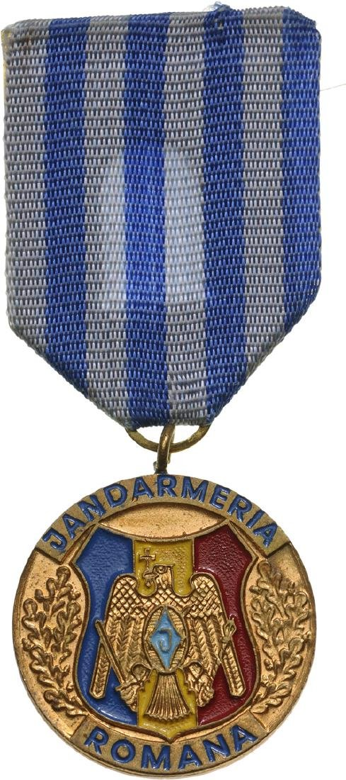 REPUBLIC - Medal of Gendarmery 1993