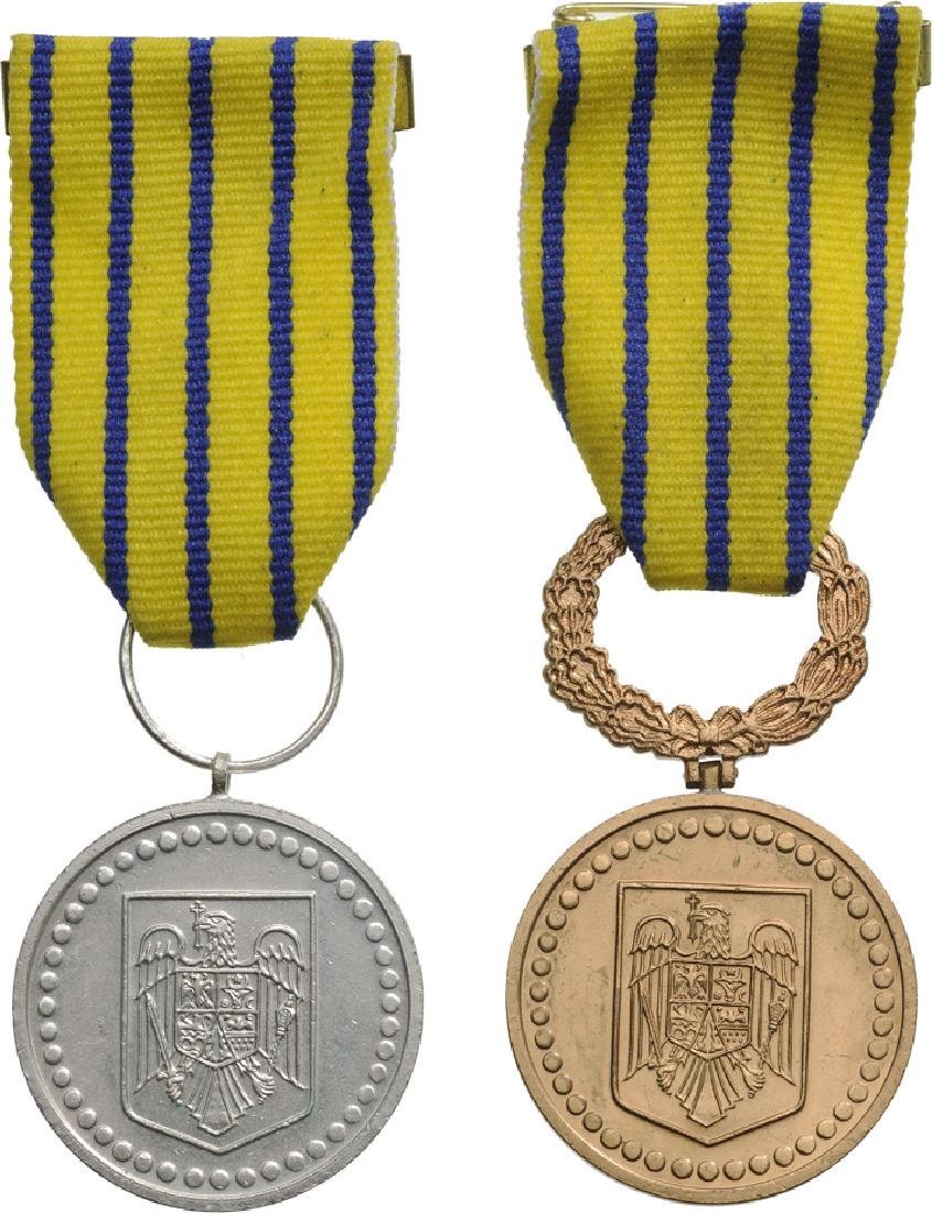 The Military Virtue Medal, 2000