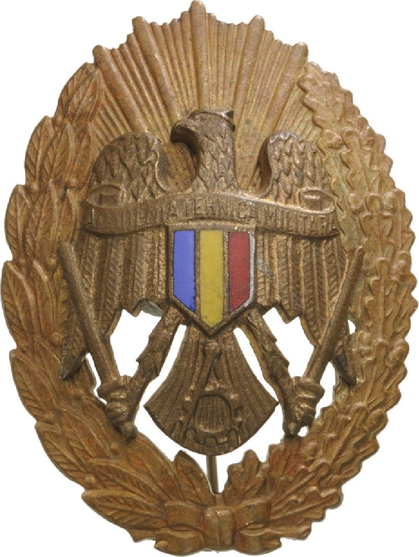 Republic - Technical Military Academy Badge