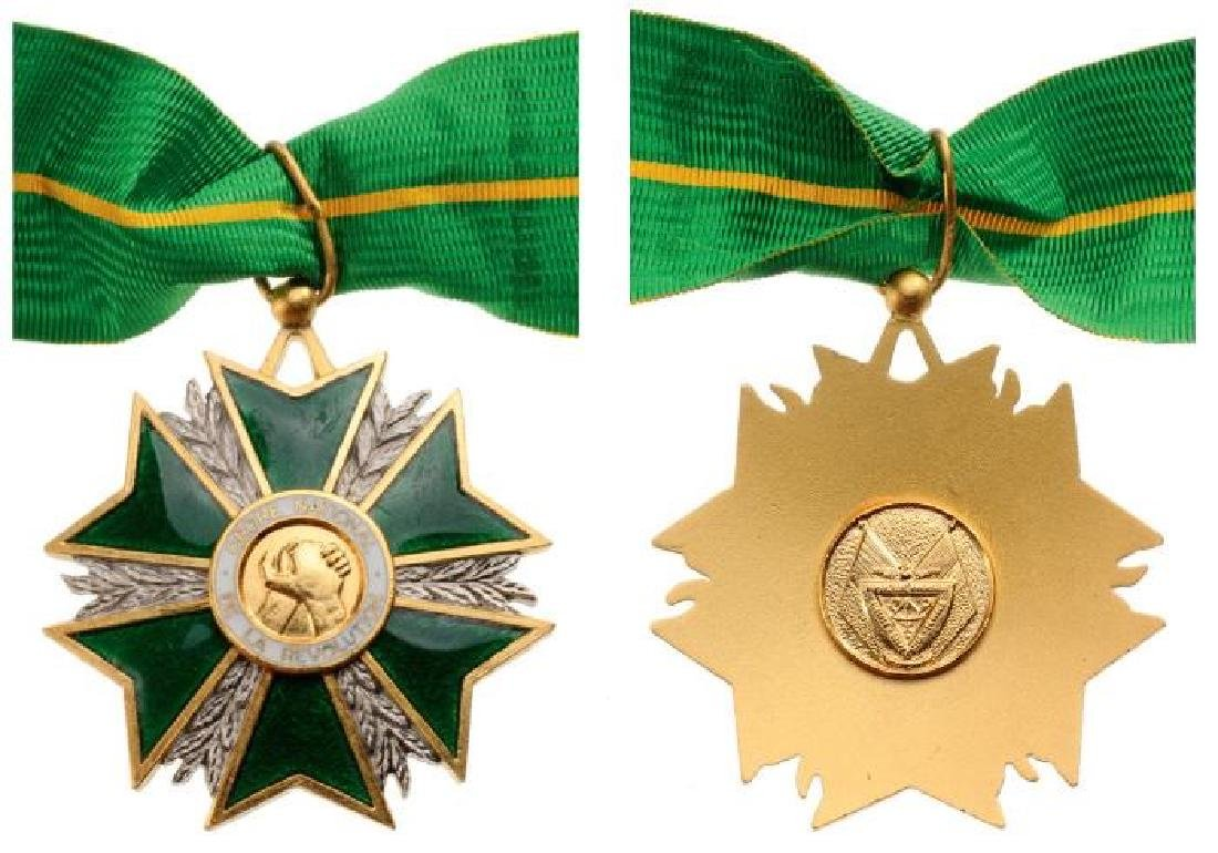 NATIONAL ORDER OF THE REVOLUTION