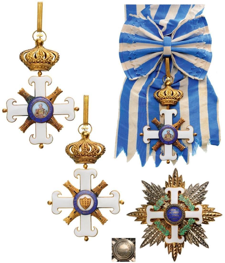 EQUESTRIAN ORDER OF SAN MARINO