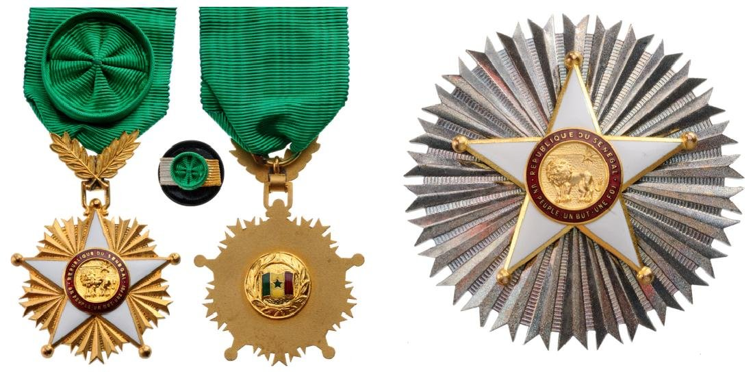 ORDER OF THE LION - 2