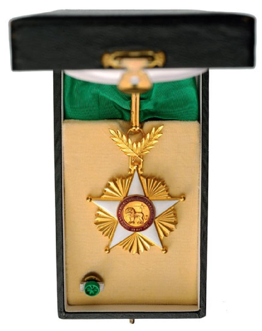 ORDER OF THE LION