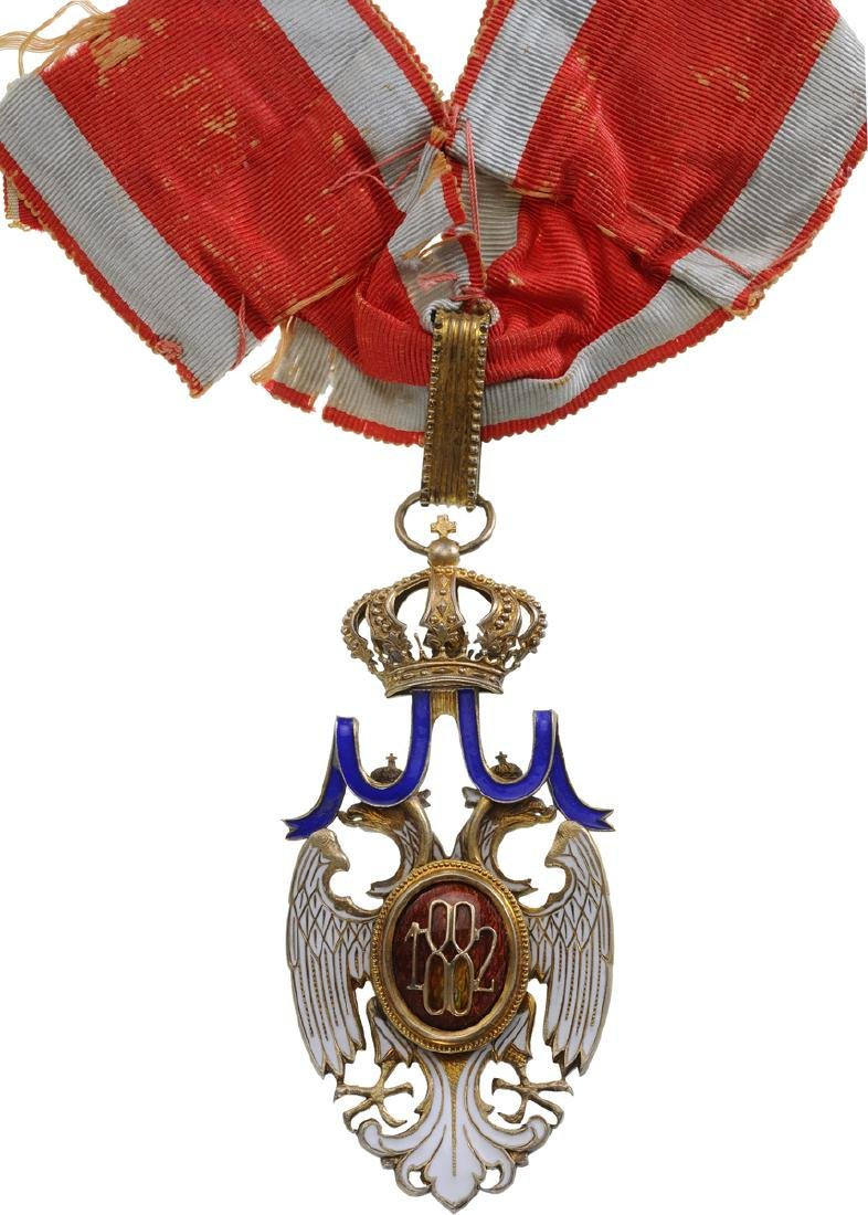ORDER OF THE WHITE EAGLE - 2