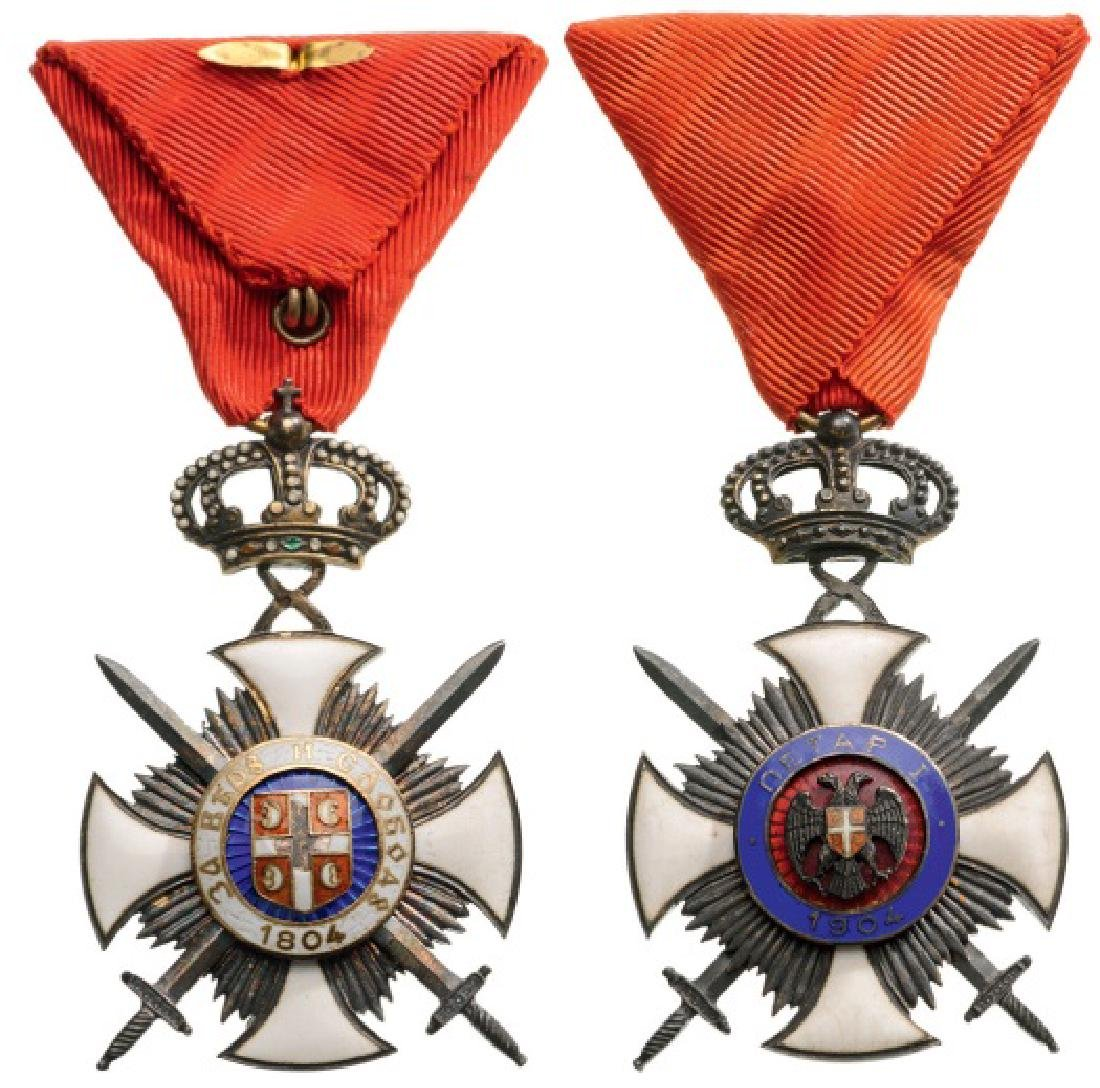 ORDER OF THE STAR OF KARAGEORGE