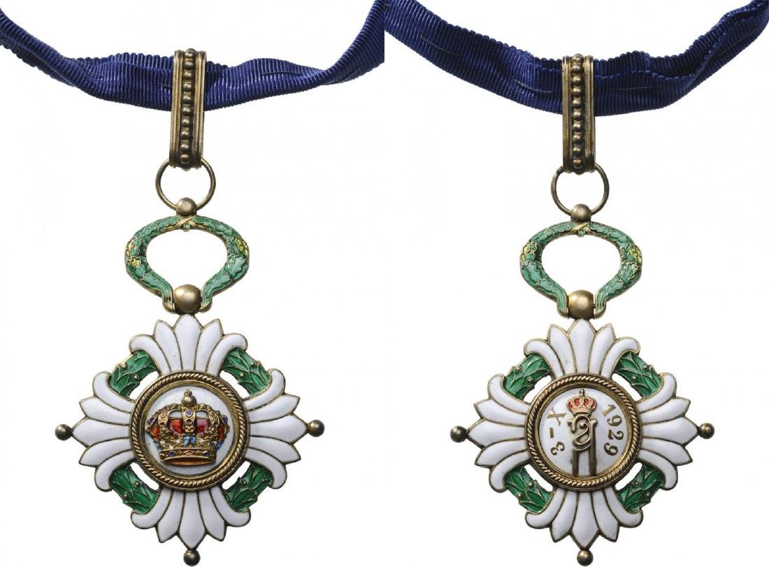 ROYAL ORDER OF THE YUGOSLAV CROWN