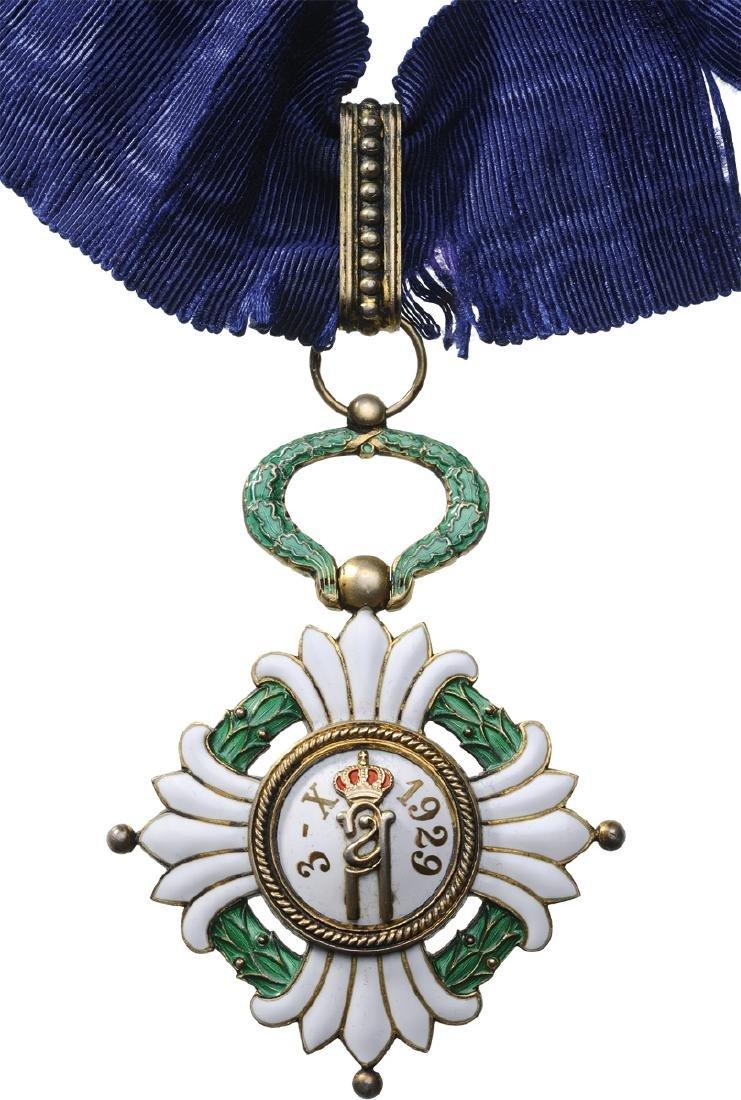 ROYAL ORDER OF THE YUGOSLAV CROWN - 2