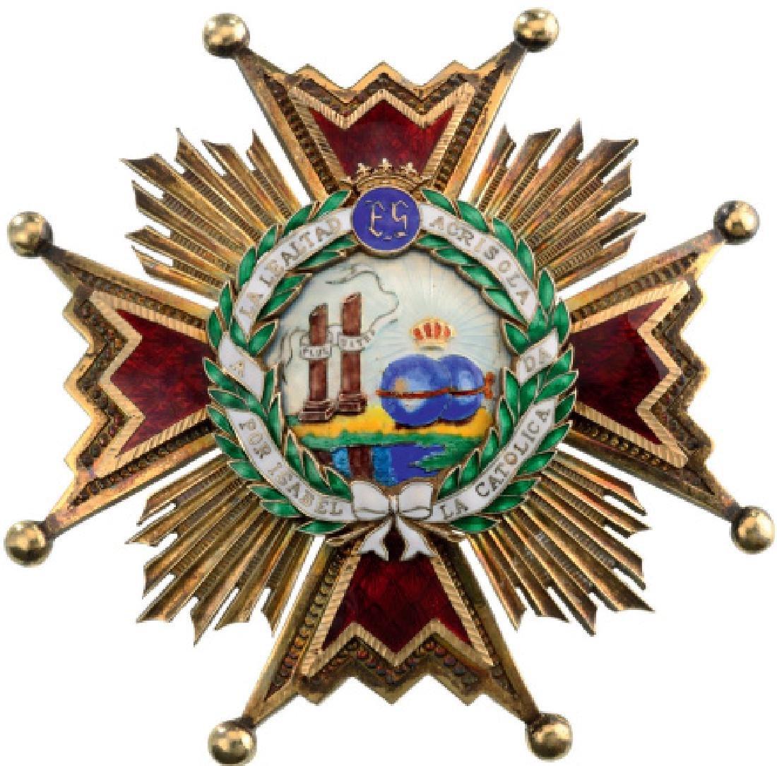 ORDER OF ISABELLA THE CATHOLIC