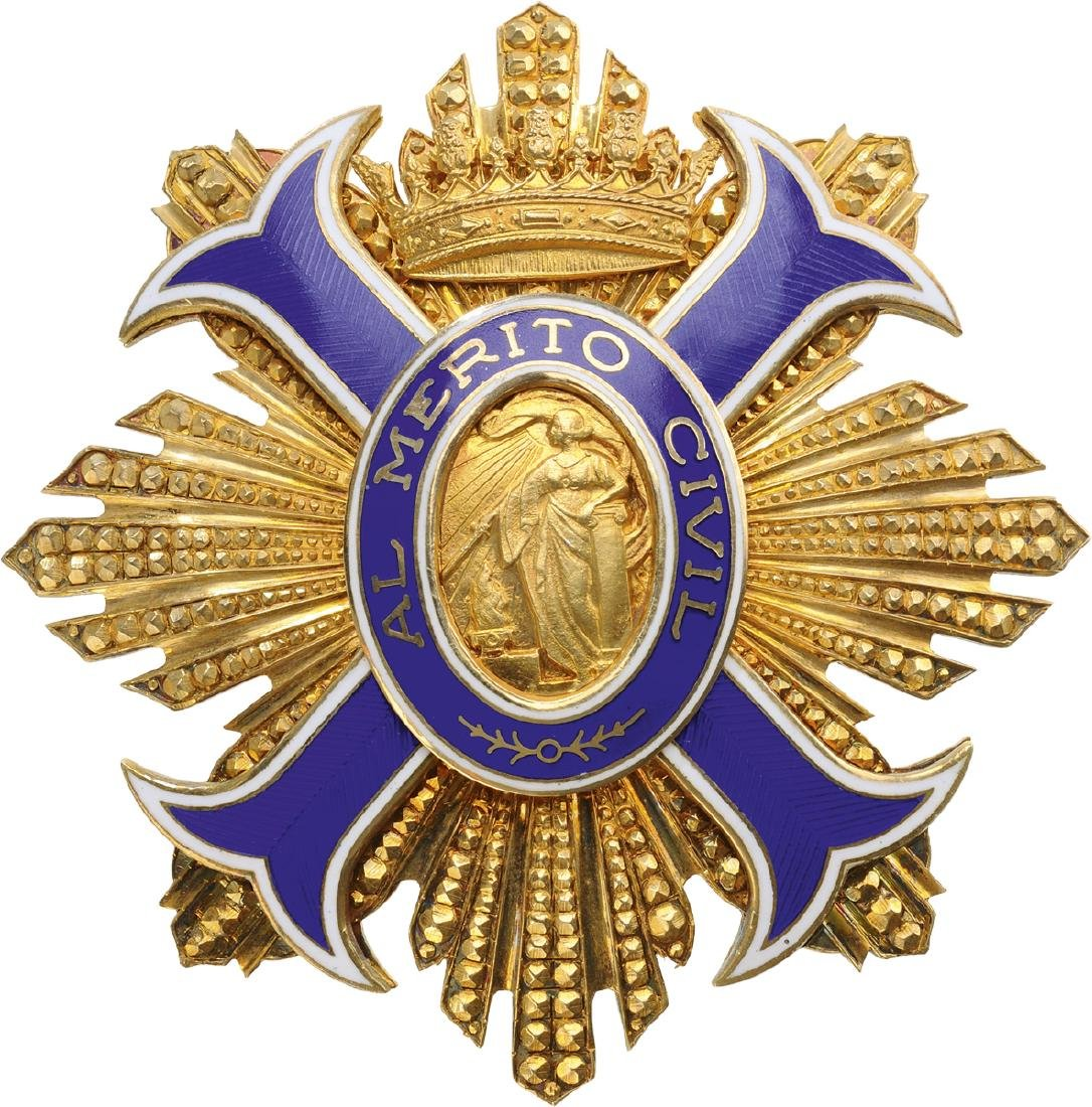 ORDER OF CIVIL MERIT - 5