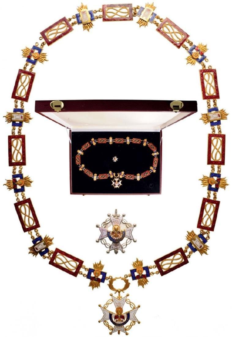 ORDER OF THE CROSS OF SAINT RAIMOND OF PENAFORT