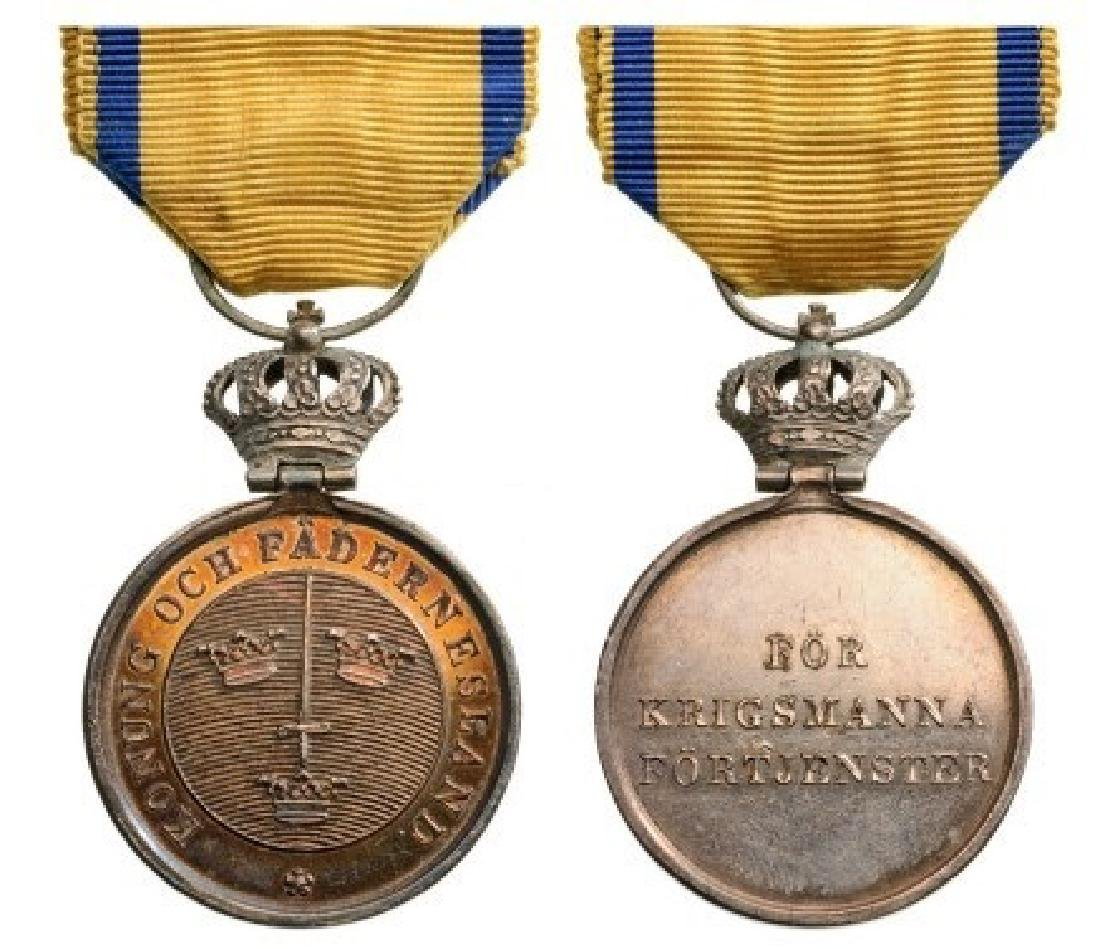 MEDAL OF THE SWORD