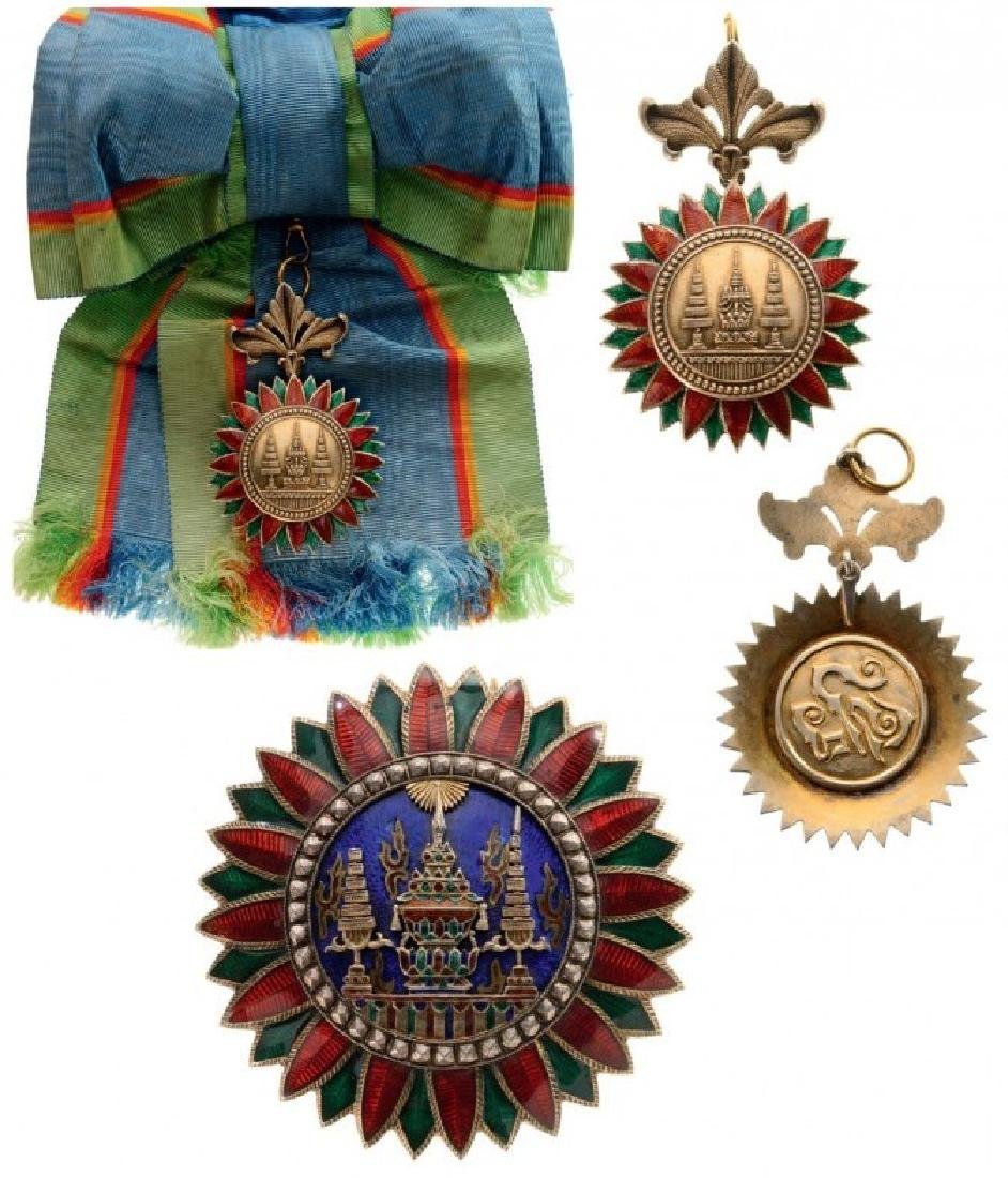 ORDER OF THE CROWN OF SIAM