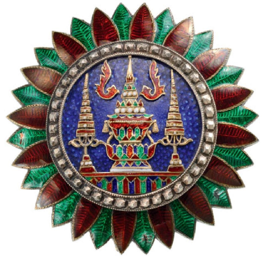 ORDER OF THE CROWN OF SIAM - 4