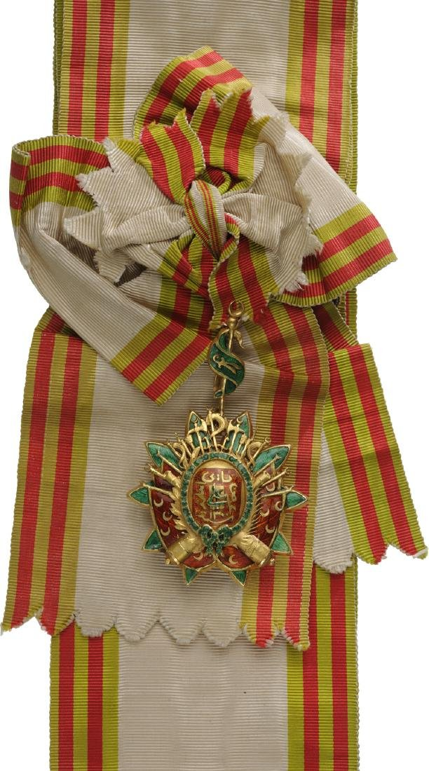 ORDER OF NICHAN ALAHAD ALAMAN (THE UNIQUE ORDER OF THE