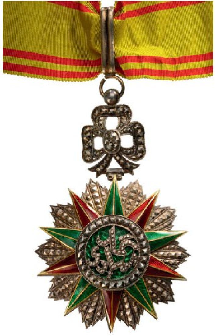 ORDER OF NICHAN AL IFTIKHAR