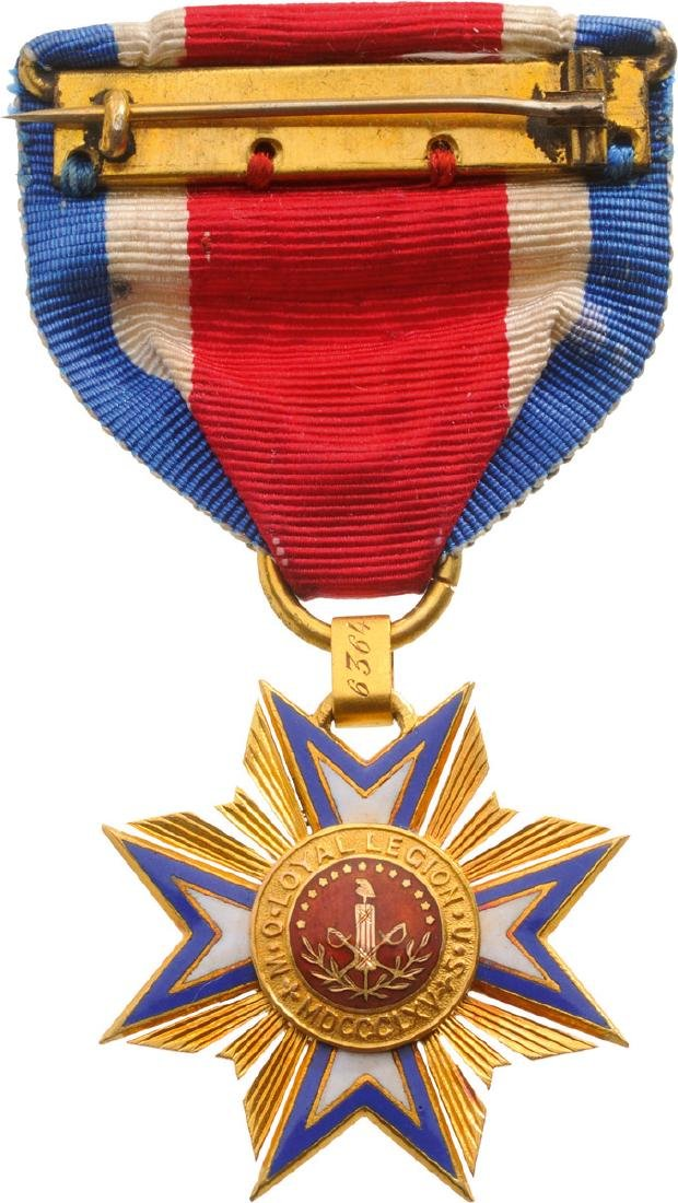 MILITARY ORDER OF THE LOYAL LEGION OF THE UNITED STATES - 2