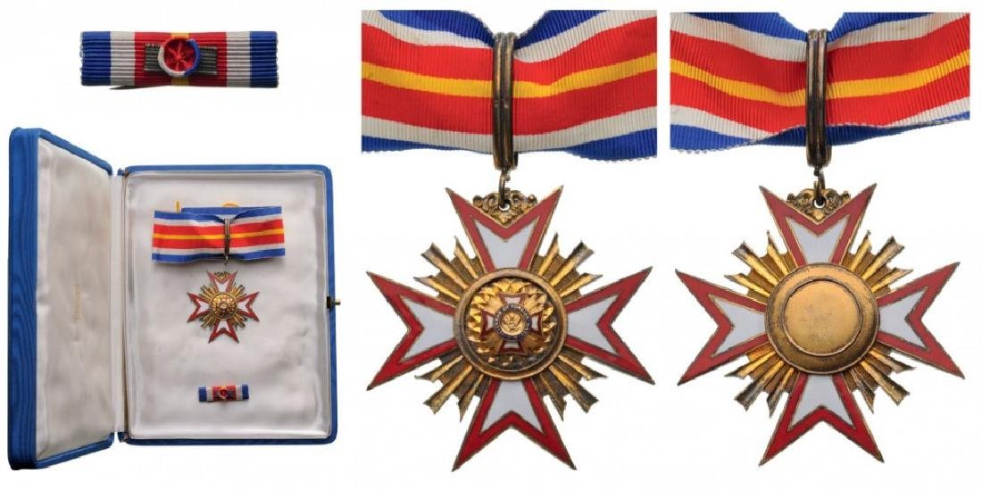 DECORATION OF THE ASSOCIATION OF VETERANS OF FOREIGN