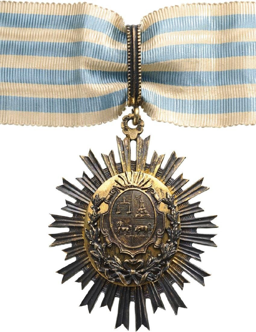 Medal for the 50th years of the Superior Military