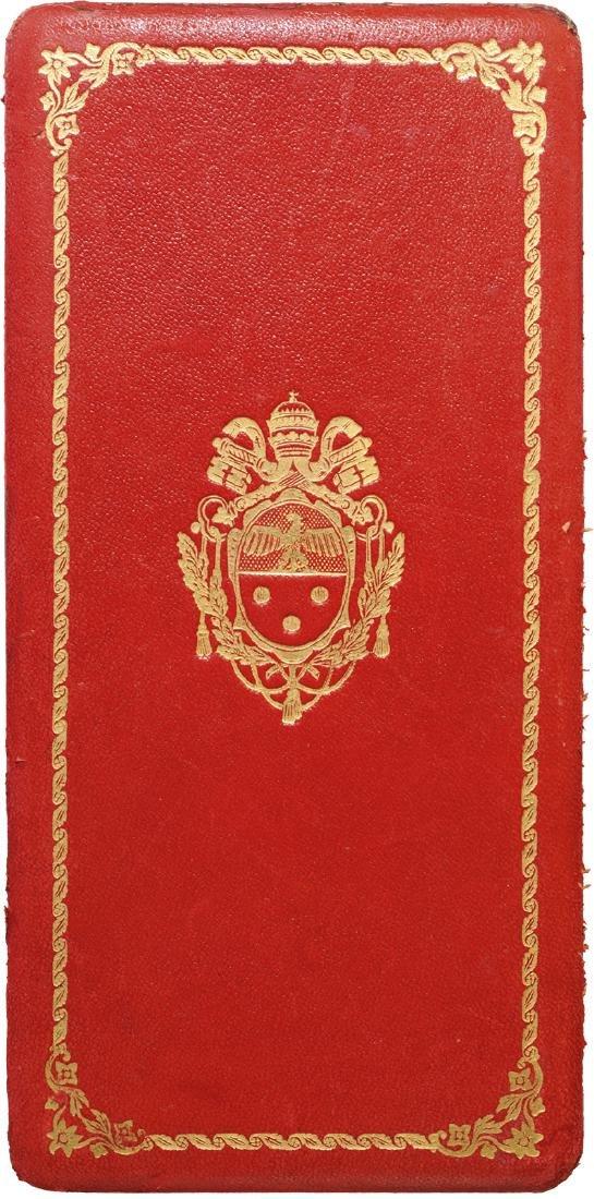 ORDER OF PIUS IX - 2