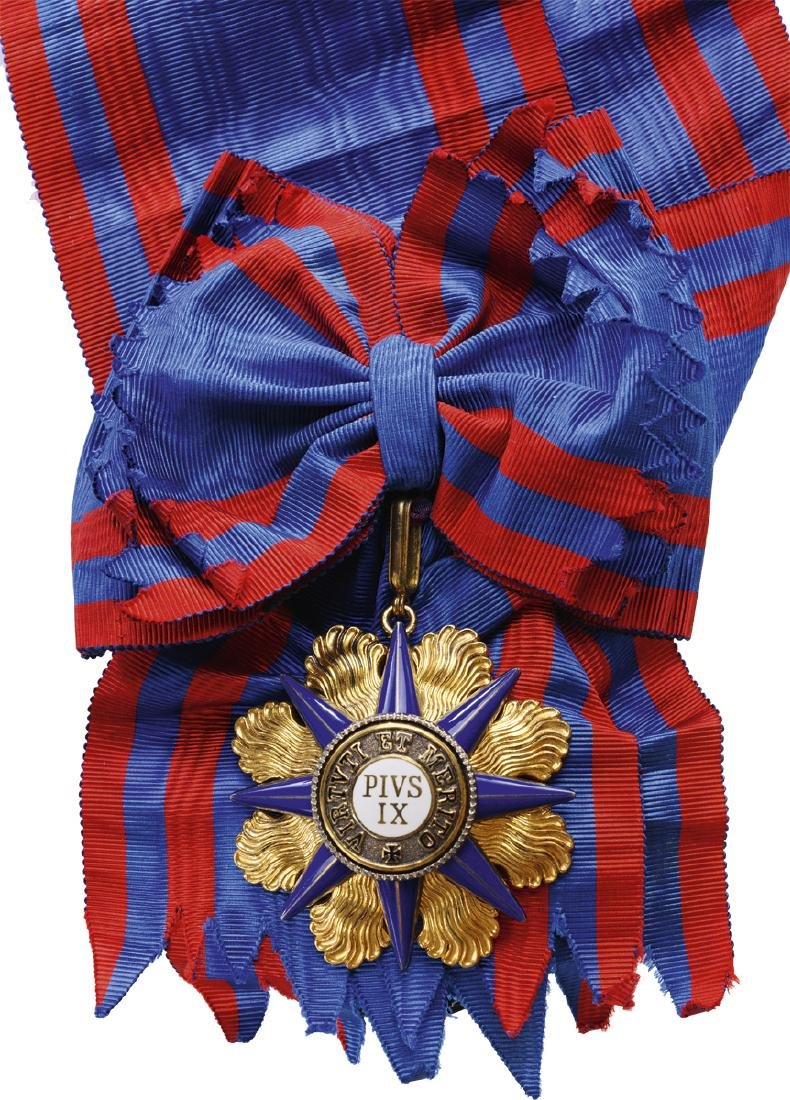 ORDER OF PIUS IX - 3