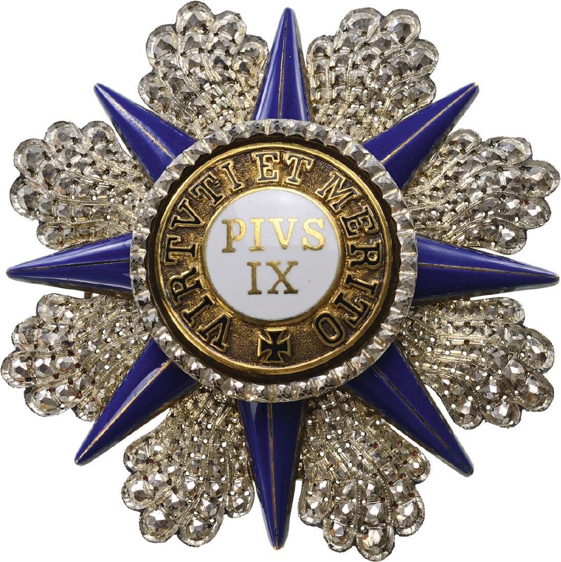 ORDER OF PIUS IX - 5