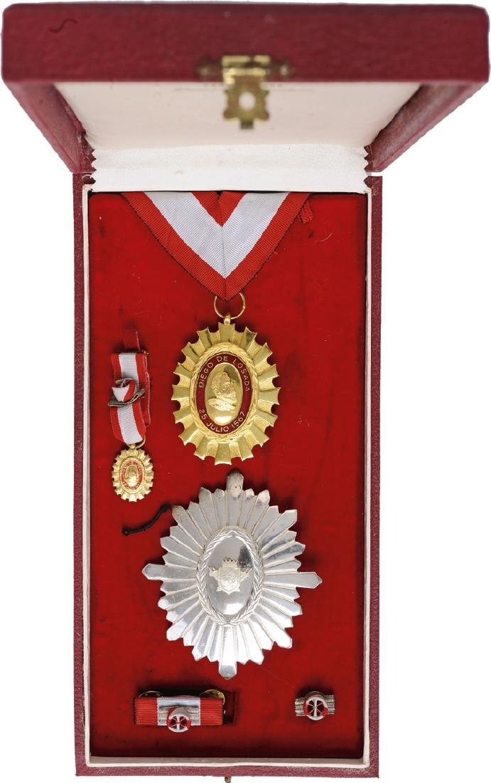 Order of Diego de Losada