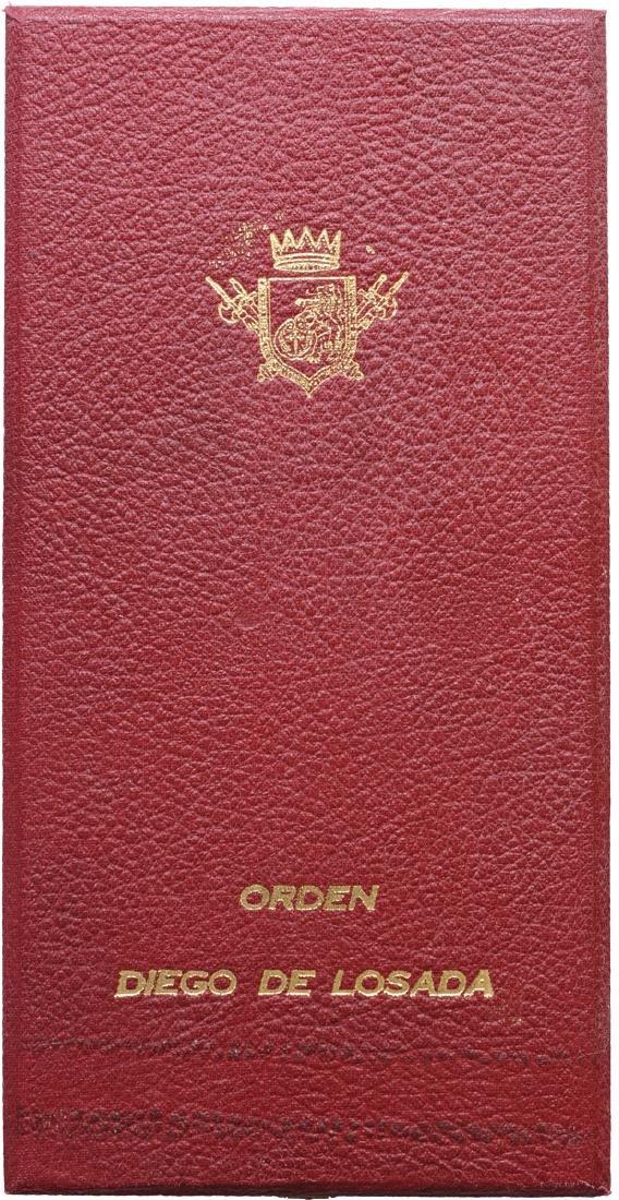 Order of Diego de Losada - 2