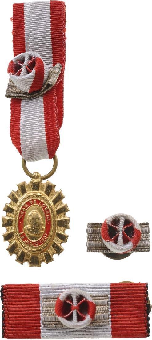 Order of Diego de Losada - 3