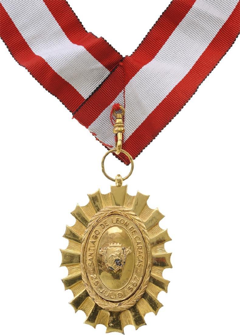 Order of Diego de Losada - 5