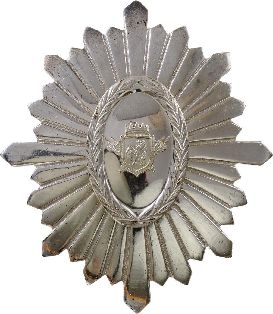 Order of Diego de Losada - 6