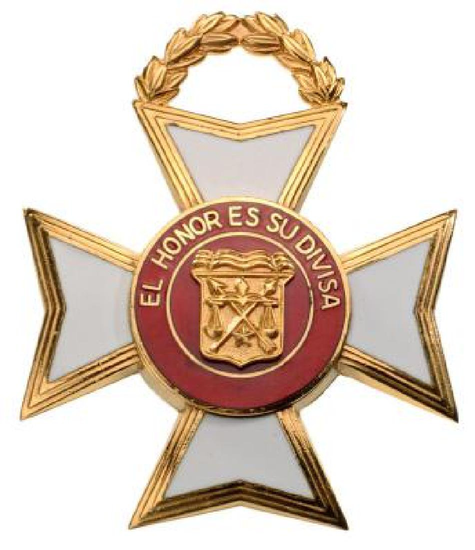 CROSS OF THE ARMED FORCES OF COOPERATION (National