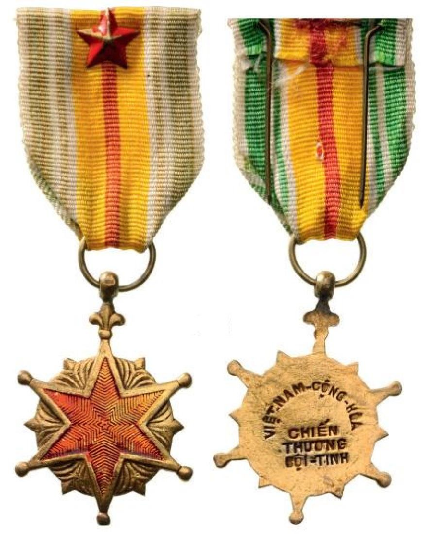 Wound Medal, instituted in 1953