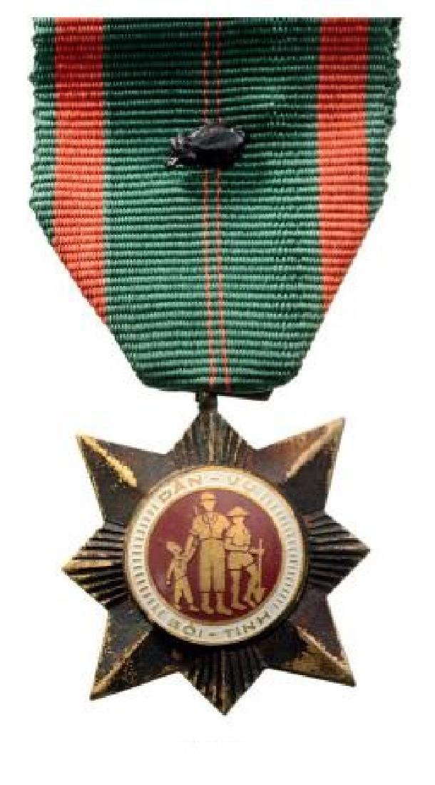 Civil Action Medal, instituted in 1964