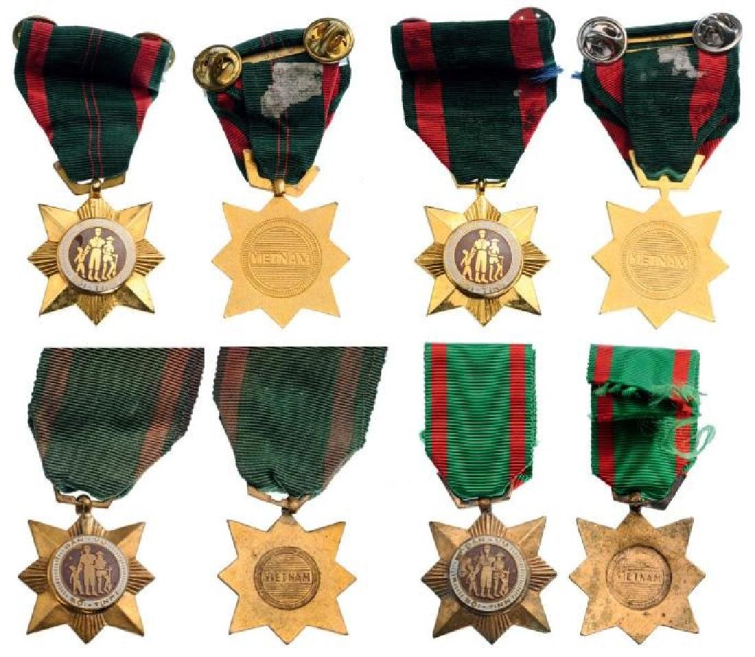 Civil Actions Medals