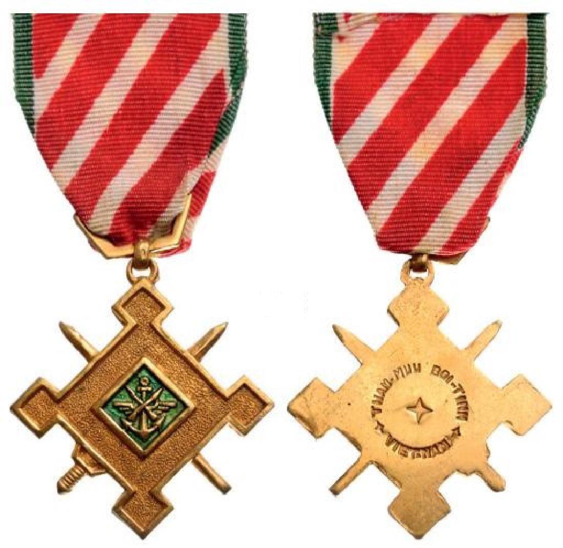 Staff Service Medal