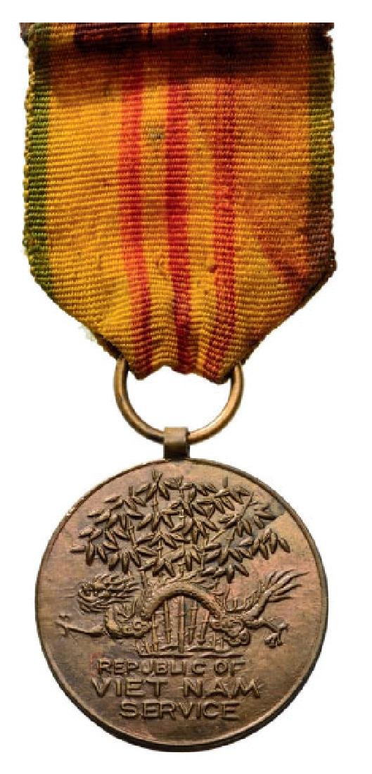 Service Medal, instituted in 1965