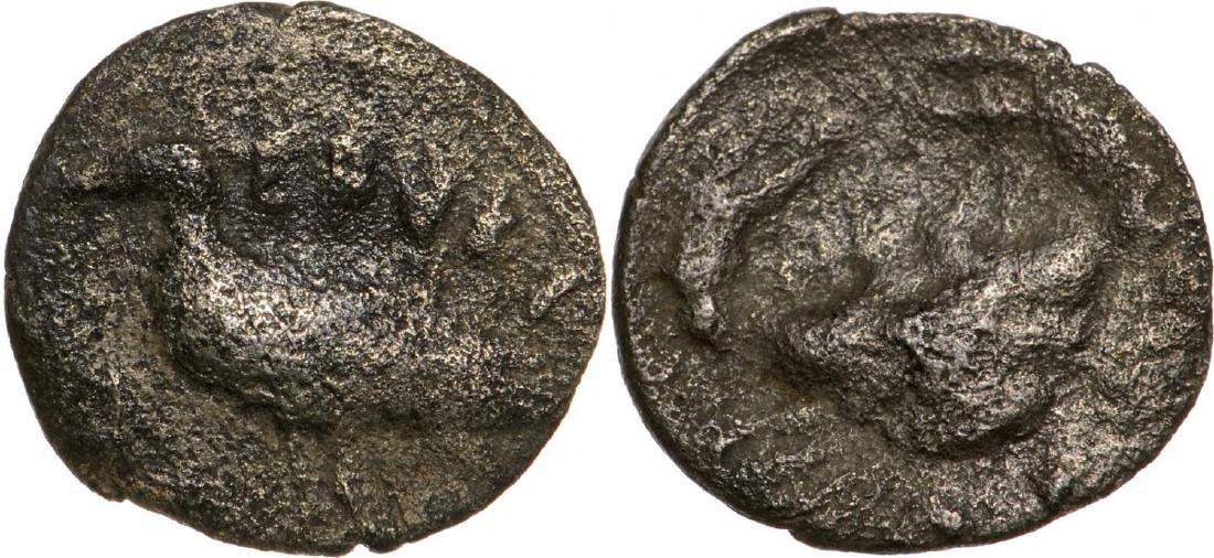 Eryx, AR Litra (9 mm, 0.4 g), 410-400 BC