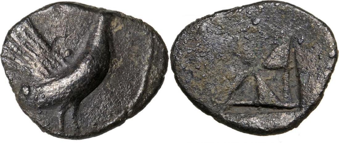 Himera, AR Litra (10 mm, 0.5 g), 530-482 BC