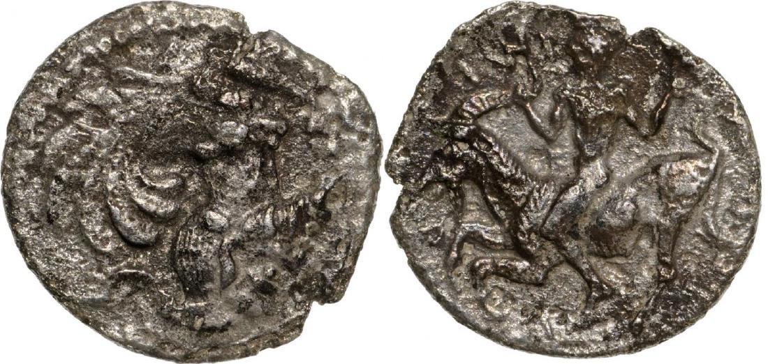 Himera, AR Litra (11 mm, 0.7 g), 479-409 BC