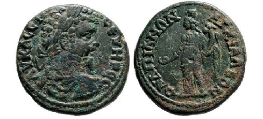 Roman Empire, Septimius Severus, Provincial Coinage,