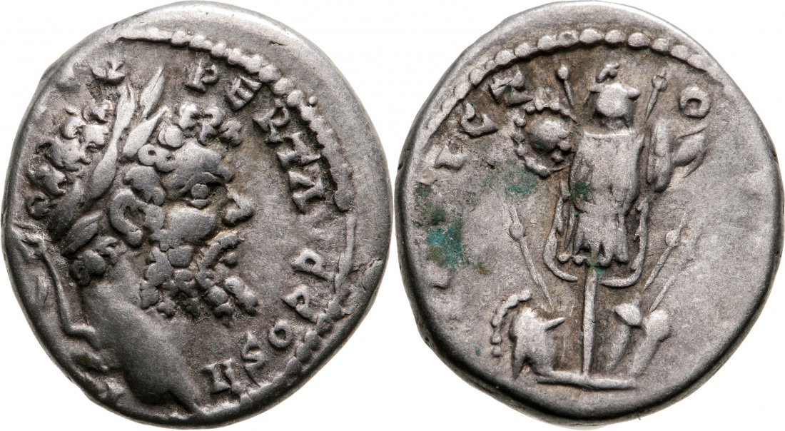 Septimius Severus (193-211) Denar, 194 A.D., Mint