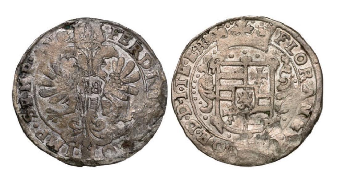 Oldenburg, 28 Stuiver 1640, Silver (18.82 g)