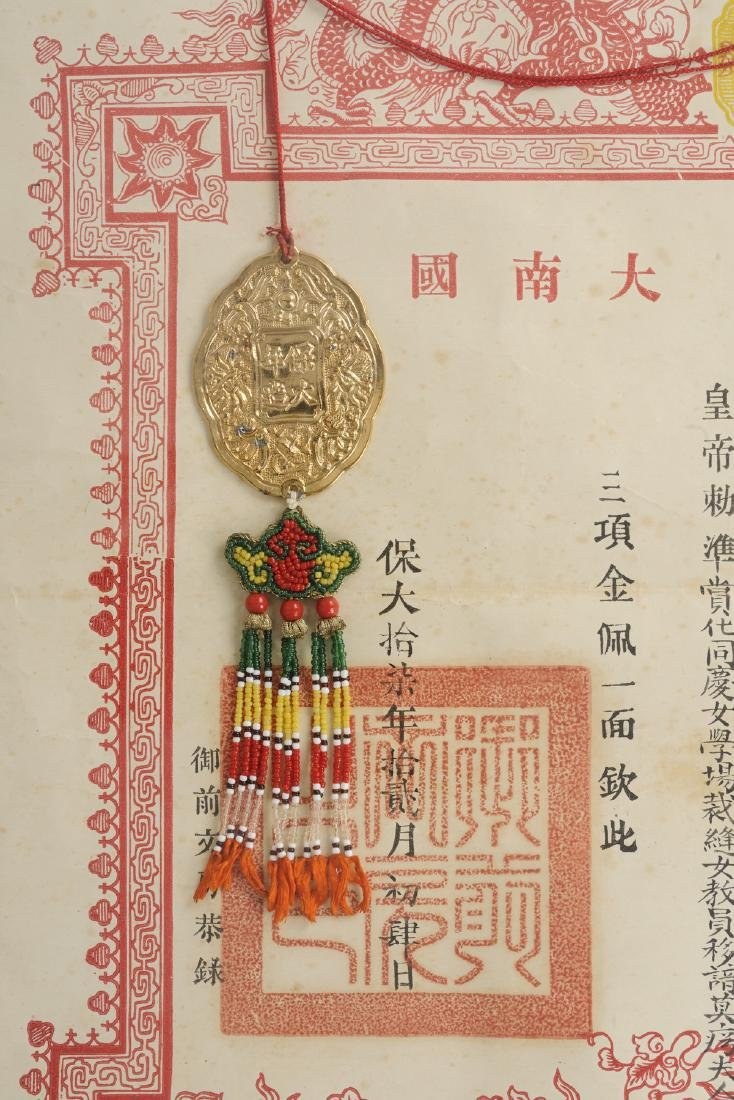 ORDER OF KIM BOI