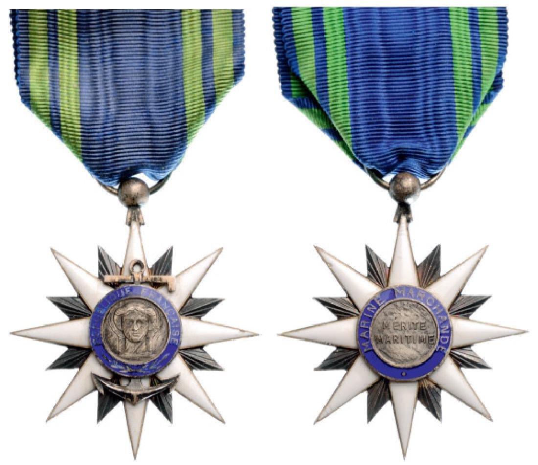 ORDER OF NAVY MERIT, 1930