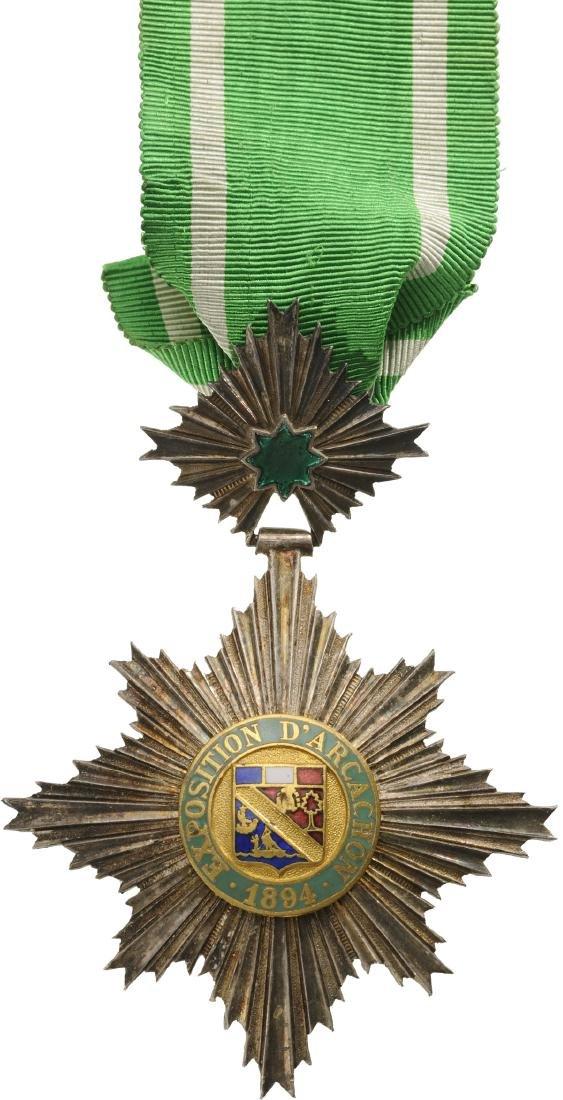 Arcachon Exhibition Badge